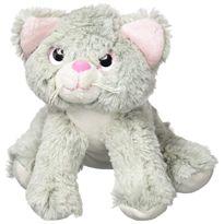 Gato 22 cm - peluche gatito gris