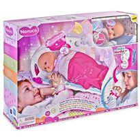 Nenuco cunita duerme conmigo con baby monitor - 13005845