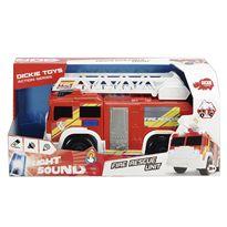 Camión bomberos 30 cm luz y sonido - 91006000