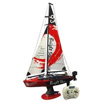 Barco de vela rc 1:25 2,4 ghz - 92909305(4)