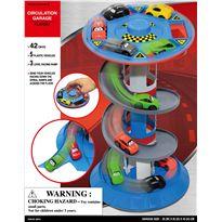Garaje infantil con 5 coches - 88202207
