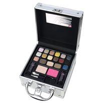 Maletin metalico con maquillaje - 39846090
