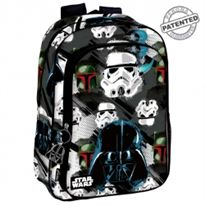 Mochila jr a.o. sw off-beat star wars off-beat - 75656491