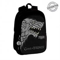 Mochila jr a.o. jdt stark game of thrones stark - 75657064