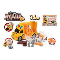 Camion porta-herramientas con luz y sonido - 87890570