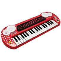 Keyboard c/conex y salida mp3 minnie - 31005252