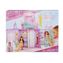 Castillo maletín con princesa + muñeca - 25548891(1)