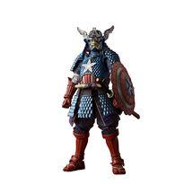 Captain america samurai figura 17,5 cm marvel meis - 33119194