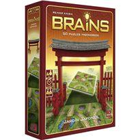 Brains. el jardin japones