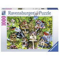 Puzzle 1000 bird village