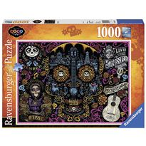 Puzzle 1000 coco mama knows best p