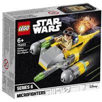 Microfighter: caza estelar de naboo star wars tm