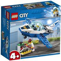 Policía aérea: jet patrulla city police - 22560206