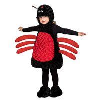Disfraz araña peluche - 55225203