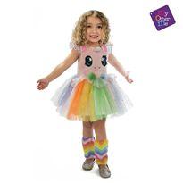 Disfraz unicornio rosa ojitos - 55226098