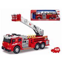 Camión bomberos 62 cm con luz y sonidos, c/escaler - 91019003