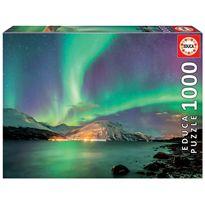 Puzzle 1000 aurora boreal - 04017967