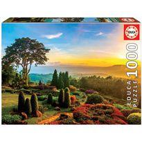 Puzzle 1000 jardín precioso