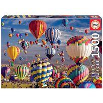 Puzzle 1500 globos aerostáticos - 04017977