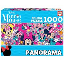 Puzzle 1000 minnie mouse panorama - 04017991