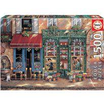 Puzzle 1500 palais des fleurs - 04018004