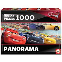 Puzzle 1000 cars panorama