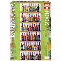 Puzzle 2000 cervezas del mundo panorama - 04018010