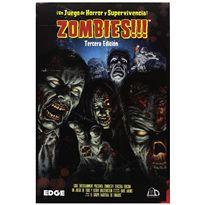 Zombies!!! tercera edicion - 50360796