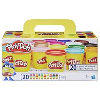 Play-doh pack 20 botes - 25555744