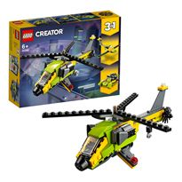 Aventura en helicóptero lego creator - 22531092