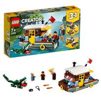 Casa flotante del río lego creator - 22531093