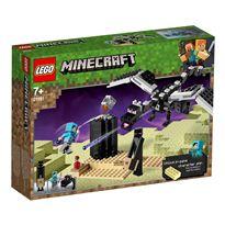 La batalla en el end minecraft - 22521151