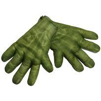 Guantes hulk infantil - 78936348