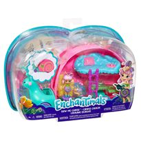 Enchantimals caracol autocaravana - 24573411