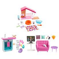 Barbie muebles hogar (precio unidad) - 24569056
