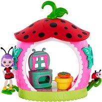 Minicocina enchantimals de ladelia ladybug - 24569574(1)