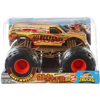 Hot wheels monster trucks 1:24 all beefed up - 24572184