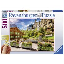 Puzzle 500 lauterbunnen - 26913712