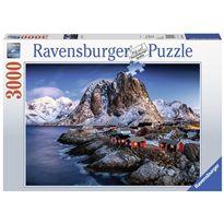 Puzzle 3000 hamnoy lofoten