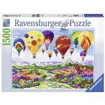 Puzzle 1500 la primavera esta en el aire - 26916347