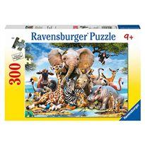 Puzzle 300 amigos africanos - 26913075