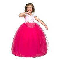 Disfraz princesa tutu rosa - 55225065