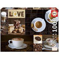 Puzzle 1000 café