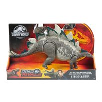 Stegosaurus dinosaurio superataque doble - 24574623