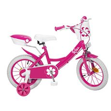 "Bicicleta 14"" colors rosa"