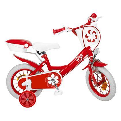"""Bicicleta 12"""" colors roja - 34312021"""