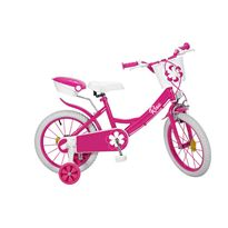 "Bicicleta 16"" colors rosa"