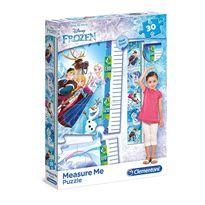 Puzzle 30 piezas frozen y medidor - 06620325