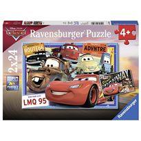 Puzzle 2x24 cars - 26907819