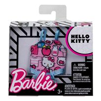 Barbie moda camiseta top hello kitty - 24560327